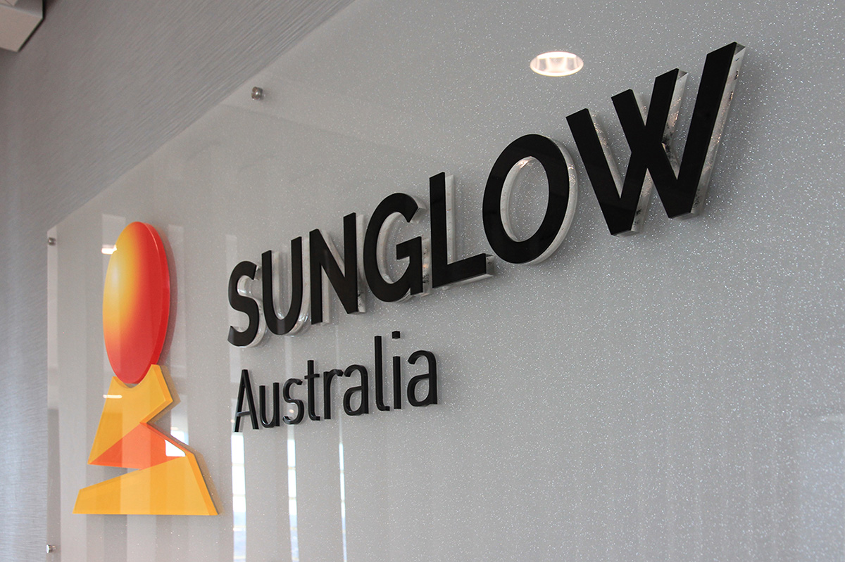 Sunglow Australia Branding by FOX DESIGN