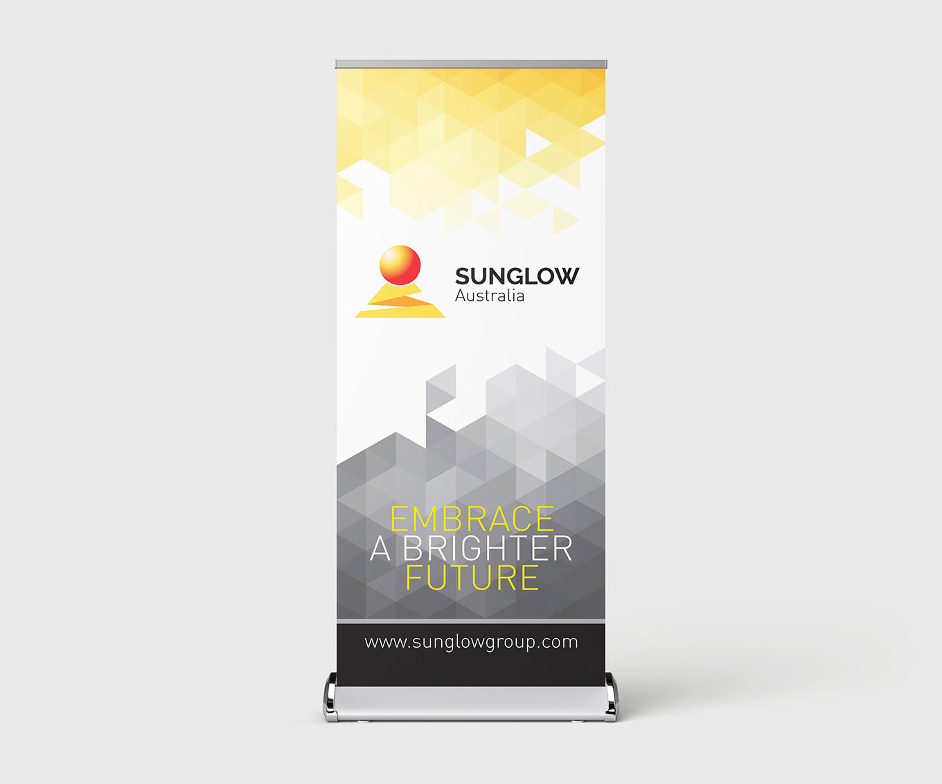 Futuracare Pull Up banner design and print by FOX DESIGN